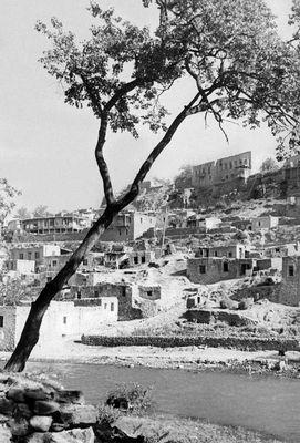 Один из уголков старого Еревана. Армянская Советская Социалистическая Республика.