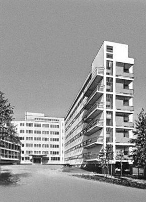Архитектура Аалто. Санаторий в Паймио. Финляндия. 1929—33. Архитектура.