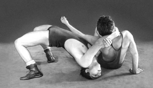 Классическая борьба. Борьба (вид спорта).