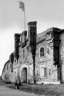 Холмские ворота Брестской крепости. Брестская крепость.