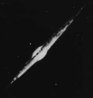 Галактика в созвездии Волос Вероники. Галактика.