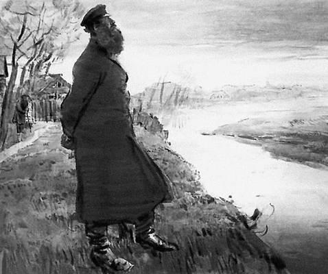 «Дело Артамоновых». Илл. С. В. Герасимова. 1952. Горький Максим.