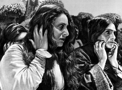 Кадр из фильма «Элисо». Реж. Н. М. Шенгелая. 1928. Грузинская Советская Социалистическая республика.