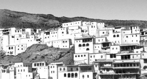 Посёлок Куба в Дагестане. Деревня.