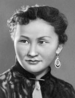 Р. У. Джаманова. Джаманова Роза Умбетовна.