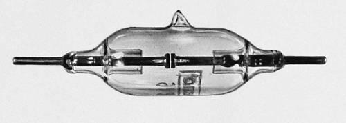Рис. 1. Неуправляемый искровой разрядник Р-28. Искровой разрядник.