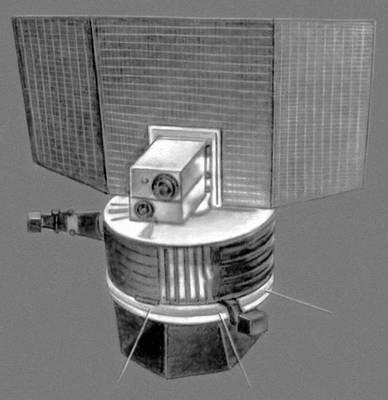 Зарубежные искусственные спутники Земли. «ОСО-1». Искусственные спутники Земли.