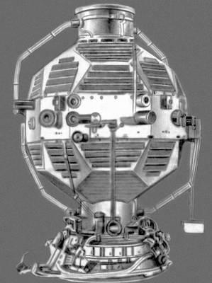 Зарубежные искусственные спутники Земли. «Эксплорер-25». Искусственные спутники Земли.