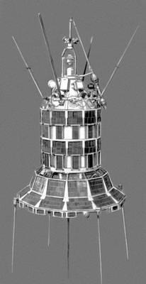 Советские искусственные спутники Земли. «Электрон». Искусственные спутники Земли.