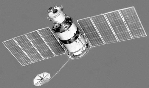 Советские искусственные спутники Земли. «Метеор». Искусственные спутники Земли.