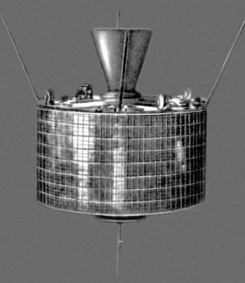 Зарубежные искусственные спутники Земли. «Синком-3». Искусственные спутники Земли.