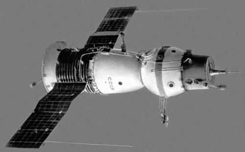Советские искусственные спутники Земли. «Союз». Искусственные спутники Земли.