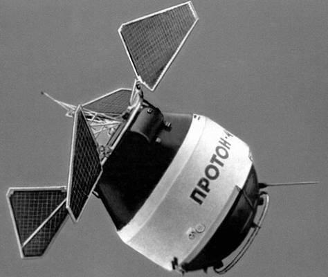 Советские искусственные спутники Земли. «Протон-4». Искусственные спутники Земли.