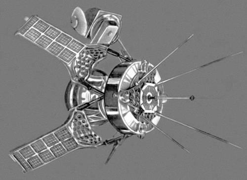 Зарубежные искусственные спутники Земли. «Диадем-1». Искусственные спутники Земли.