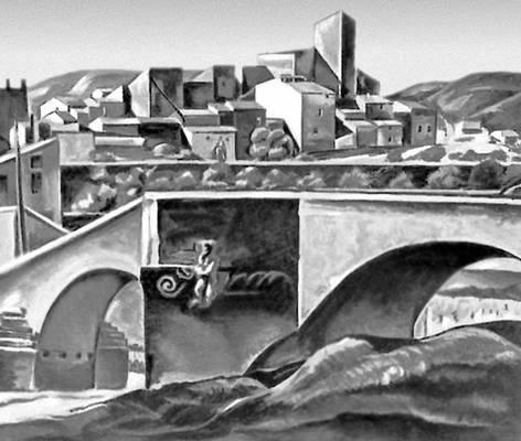 Х. Меркаде. «Крепость». Испания.