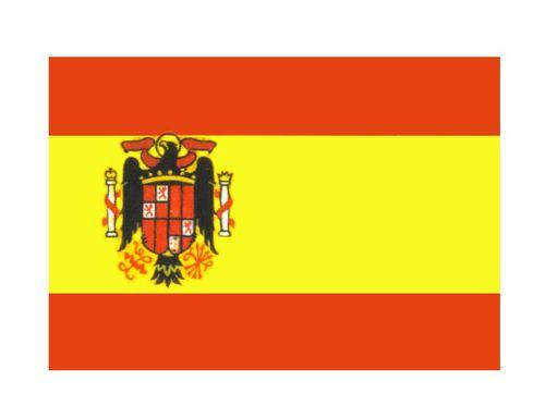 Флаг государственный. Испания. Испания.