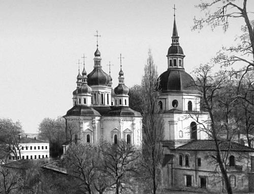 Киев. Ансамбль Выдубецкого монастыря. 11—18 вв. Киев.