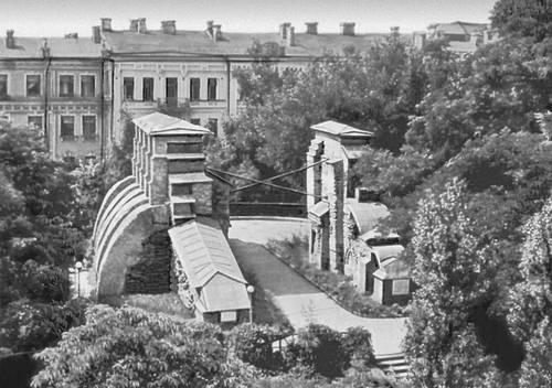 Золотые ворота. Конец 11 в. Киев.