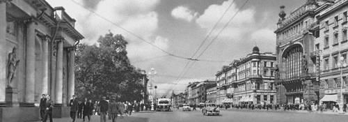 Ленинград. Невский проспект. Ленинград.