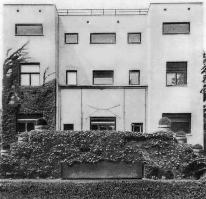 А. Лоз. Дом Штайнера в Вене. 1910. Лоз Адольф.