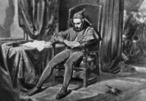 «Станьчик». 1862. Национальный музей. Варшава. Матейко Ян.