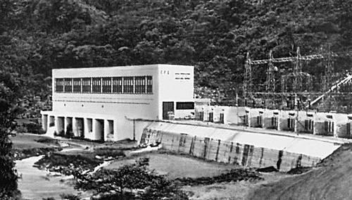 Гидроэлектростанция Масатепек. Мексика.