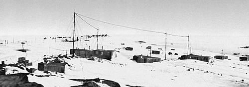 Научная обсерватория Мирный. Мирный (антарктич. станция).