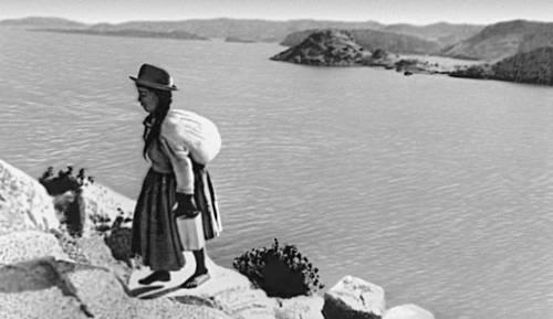 Озеро Титикака. Перу.