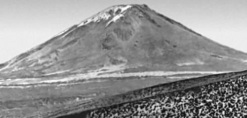Вулкан Мисти. Перу.