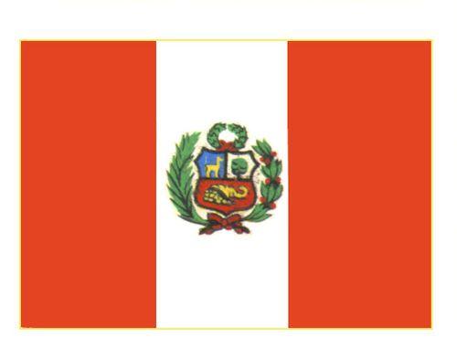 Флаг государственный. Перу. Перу.
