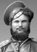 Ф. Г. Подтёлков. Подтёлков Федор Григорьевич.
