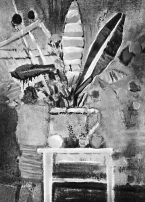 А. Нахт-Самборский. «Натюрморт». Ок. 1960. Польша.