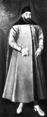 М. Кобер. Портрет Стефана Батория. 1583. Монастырь миссионеров. Краков. Польша.