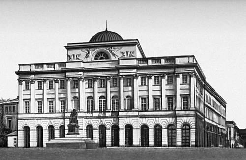 Польша. А. Корацци. Дворец Сташица в Варшаве. 1820—23. Польша.