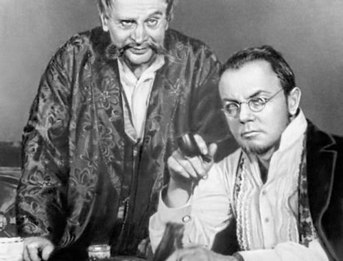 Кадр из фильма «Братья Карамазовы». 1969. Режиссер И. А. Пырьев. Пырьев Иван Александрович.