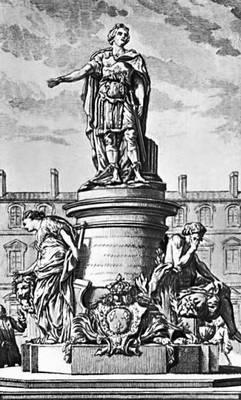 Ж. Ж. Руссо. «Различные сочинения». Фронтиспис Ж. Б. Пигаля. Амстердам. 1762. Руссо Жан Жак.