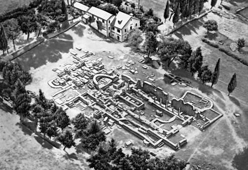 Салона. Развалины базилики. 4—5 вв н.э. Салона.