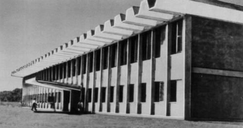 Сальвадор. Зубоврачебная школа Университета Сальвадора в Сан-Сальвадоре. 20 век. Сальвадор.