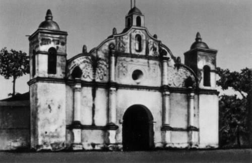 Сальвадор. Церковь в Хокоро. 18 в. Сальвадор.