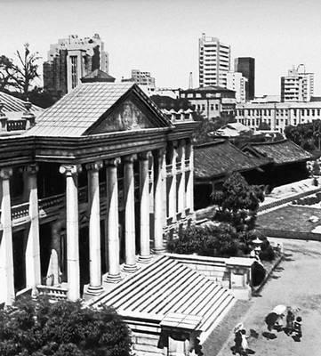 Сеул. Дворец Сокджоджон (ныне — Национальный музей). 1900—11. Сеул.