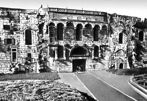 Сплит. Дворец Диоклетиана. Около 300. Сплит.