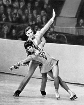 Л. А. Пахомова и А. Г. Горшков. Спортивные танцы.