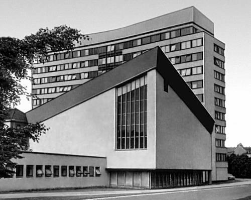 М. Я. Порт и др. Здание Центрального Комитета Коммунистической партии Эстонской ССР в Таллине. 1968. Таллин.