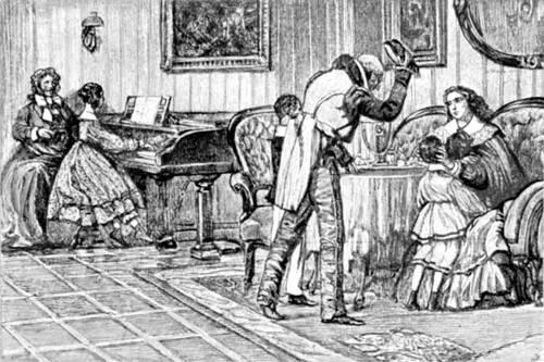 «Детство». Илл. Д. Н. Кардовскогою Толстой Лев Николаевич.