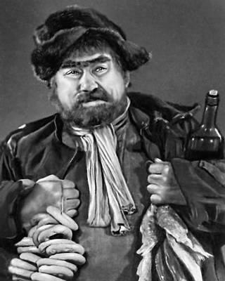 Ю. В. Толубеев в роли Бубнова («На дне» А. М. Горького). Толубеев Никита Павлович.