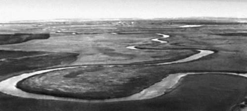 Ульяновская область. Река Свияга. Ульяновская область.