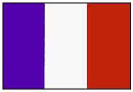 Флаг государственный. Франция. Франция.