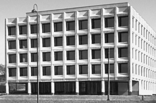 Хельсинки. Административное здание фирмы «Энсо-Гутцайт». Хельсинки.