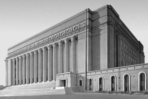 Хельсинки. Здание парламента. 1927—31. Архитектор Й. Сирен. Хельсинки.