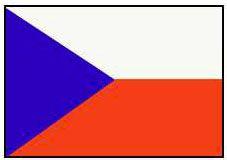 Чехословакия. Флаг государственный. Чехословакия.